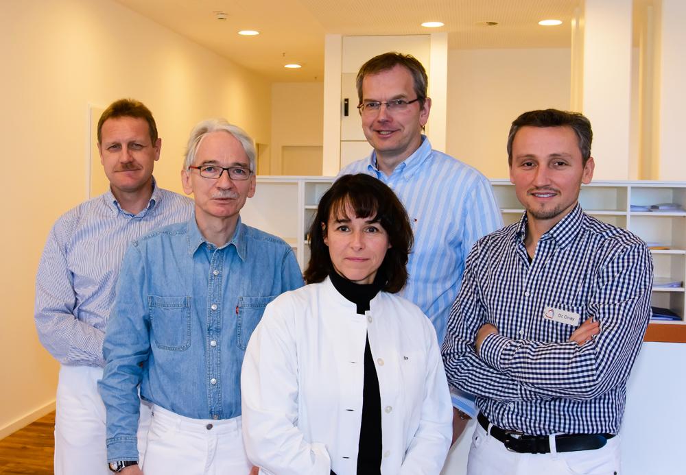 Praxisteam 3a Small, Kardiologische Gemeinschaftspraxis Kampstraße