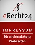 Erecht24 Siegel Impressum Rot, Kardiologische Gemeinschaftspraxis Kampstraße